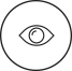 Surgical Eyebag Treatment Icon